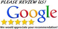 please review us! google